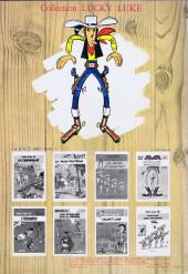 Verso de Lucky Luke -4b82- Sous le ciel de l'Ouest