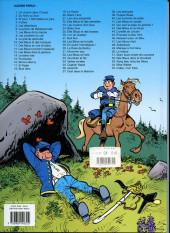 Verso de Les tuniques Bleues -52a2011- Des bleus dans le brouillard