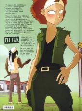 Verso de Parasites -2- Olga