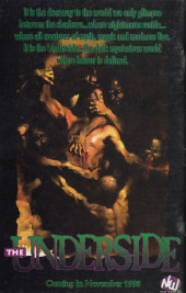 Verso de Negative Burn (1993) -28- Negative Burn #28