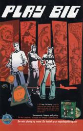Verso de El Cazador (CrossGen Comics - 2003) -1- El Cazador #1