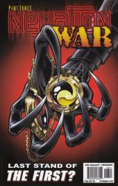 Verso de El Cazador (CrossGen Comics - 2003) -6- El Cazador #6