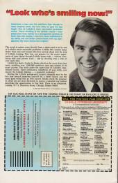 Verso de The eternals Vol.1 (Marvel comics - 1976) -5- Olympia!