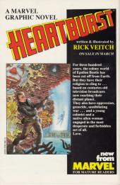 Verso de Dreadstar (1982) -10- Maniac