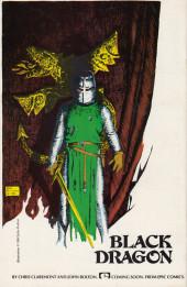 Verso de Dreadstar (1982) -11- Origin!