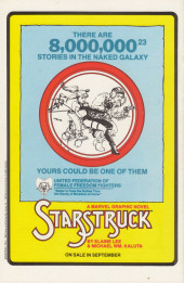 Verso de Dreadstar (1982) -16- The Test