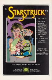 Verso de Dreadstar (1982) -17- Revenge