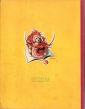Verso de (AUT) Calvo -b48- Le petit poucet