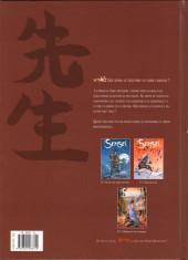 Verso de Senseï -3- L'Empire des sept bannières