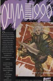 Verso de Dreadstar (1982) -47- Cat man do