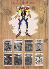 Verso de Lucky Luke -15b1969'- L'évasion des Dalton