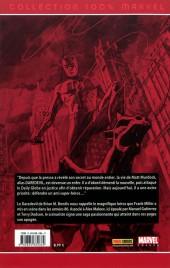 Verso de Daredevil (100% Marvel - 1999) -6- Le procès du siècle