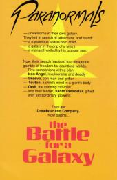 Verso de Dreadstar (1982) -50- The battle for a galaxy