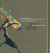 Verso de (DOC) Futuropolis - Futuropolis, 164 livres qui donnent le ton