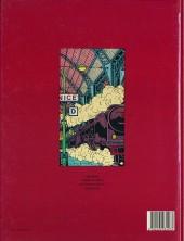 Verso de Dick Hérisson -3- L'opéra maudit