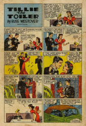 Verso de Four Color Comics (2e série - Dell - 1942) -8- Tillie the Toiler