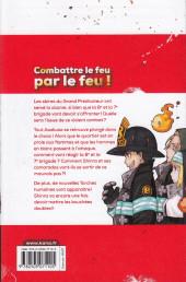 Verso de Fire Force -6- Tome 6