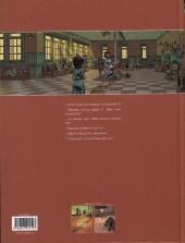Verso de La ballade de Dusty -2- Sous le chapiteau Freaks