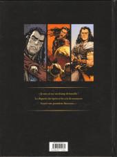 Verso de Conan le Cimmérien -2- Le Colosse noir
