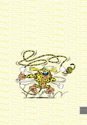 Verso de Marsupilami -30TT- Palombie secrète