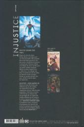 Verso de Injustice - Ground Zero -2- Tome 2