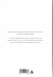 Verso de Strangers in paradise -INT3- Intégrale 3