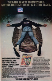 Verso de Thing (The) (1983) -8- Ancient evenings ancient pain!