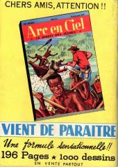 Verso de Zorro (2e Série - SFP puis SFPI) -4- Numéro 4
