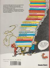 Verso de Spirou und Fantasio  -11- Ein eisgekühlter gast taut auf