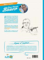 Verso de (AUT) Bauer - Jean-Claude BAUER