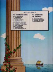 Verso de Alix -7a1975- Le Dernier Spartiate