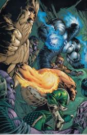 Verso de Fantastic Four (1998) -1- Vive la fantastique!