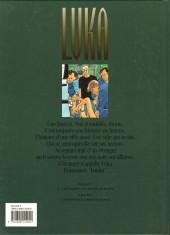 Verso de Luka -1- C'est toujours une histoire de femme