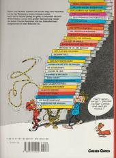 Verso de Spirou und Fantasio  -5- Champignons für den diktator