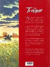Verso de La traque (Bardet/Lacaf) -1- Grignan
