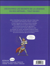 Verso de Les chevaliers de la table ronde (Bottet/Bui) - Les chevaliers de la table ronde