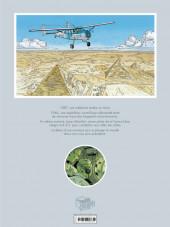 Verso de Le pouvoir des Atlantes -1- Le Vol du coléoptère