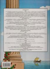 Verso de Alix -11c2010- Le prince du Nil