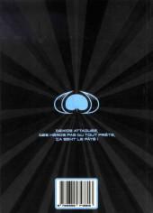 Verso de L'extrabouriffante aventure des Super Deltas -2- L'invasion