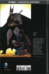 Verso de DC Comics - Le Meilleur des Super-Héros -68- Batman - Le Culte