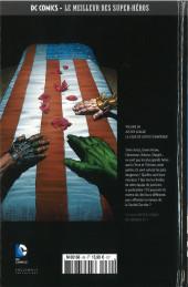 Verso de DC Comics - Le Meilleur des Super-Héros -69- Justice League - La Ligue de Justice d'Amérique