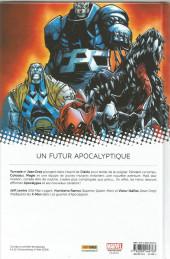 Verso de Extraordinary X-Men -2- Les Guerres d'Apocalypse