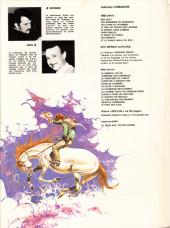 Verso de Comanche -5a1983- Le Désert sans lumière