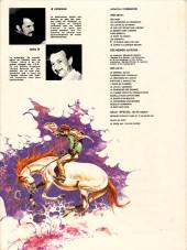 Verso de Comanche -9a1983- Et le diable hurla de joie...