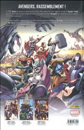 Verso de Avengers (Marvel Deluxe) - Ultron Forever