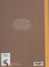 Verso de Les prophéties Elween -INT- Intégrale