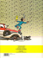 Verso de Garage Isidore -2a1995- J'ai un bruit