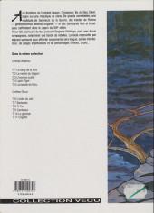 Verso de Le vent des Dieux -1b1996- Le sang de la lune