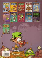Verso de Kid Paddle -9a2005- Boing ! boing ! bunk !
