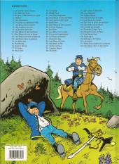 Verso de Les tuniques Bleues -1e09- Un chariot dans l'ouest